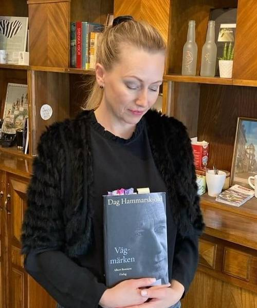 Caroline Hammarskjöld_Evighetens Podd_Avsnitt 27
