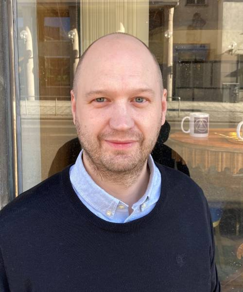 Daniel Blomqvist_Evighetens Podd_Avsnitt 25